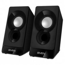 Акустична система SVEN 300 Black USB 6Вт (00410075)