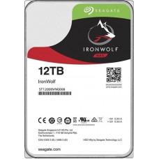 "Жорсткий диск 3.5"" SATA3 12TB 256MB 7200 Seagate IronWolf (ST12000VN0008)"