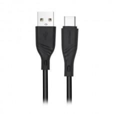 Кабель USB (AM/CM) 1.0м Maxxter (UB-C-USB-02-1m) USB 2.0 2.4А