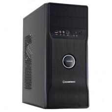 Корпус GameMAX ET-205-NP ATX, Midi-Tower, 2хUSB2.0, Без БЖ, Чорний