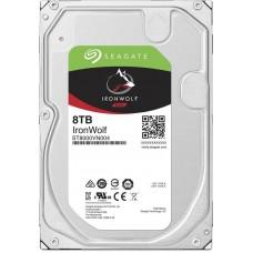"Жорсткий диск 3.5"" SATA3 8TB 256MB 7200 Seagate IronWolf (ST8000VN004)"
