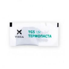 Термопаста Vinga TG 5 1.5г для процессоров 4.63 W/mK