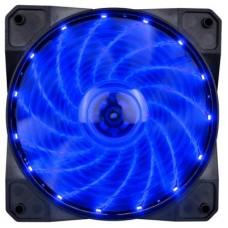 Вентилятор 1stPlayer A1-15 LED Blue 120x120x25 мм, Molex