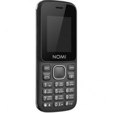 """Мобільний телефон Nomi i188s Black 1.77"""", 128x160, 32 Mb, 32 Mb, Bluetooth, 600 mAh, чорний"""