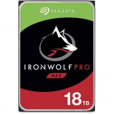 "Жорсткий диск 3.5"" SATA3 18TB 256MB 7200 Seagate IronWolf Pro (ST18000NE000)"