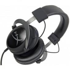 Гарнитура Kingston HyperX Cloud II Gaming Headset Gun Metal (KHX-HSCP-GM) 1 м, 15 - 25 000 Гц, 60 Ом