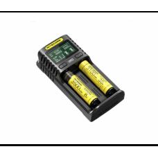 Зарядний пристрій Nitecore Digicharger UM2 2 канали  (0918035) 11454