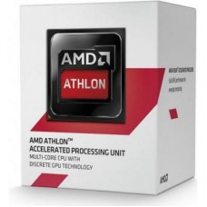Процессор AM1 AMD Athlon X4 5150 4-ядра 1.6ГГц / 25W (AD5150JAHMBOX)