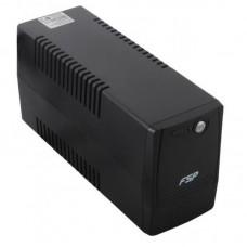 ДБЖ FSP DP 1000VA 600Вт, 4xIEC, USB (DP1000IEC)