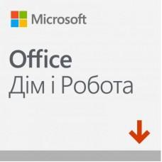 Офісний додаток Microsoft Office Home and Business 2019 All Lng PKL Onln CEE Конверт (T5D-03189-ESD)