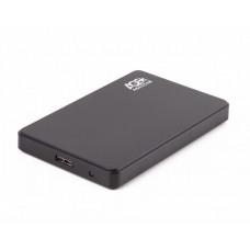 "Зовнішня кишеня для HDD SATA 2.5"" AgeStar 3UB2P2, USB3.0, черный"