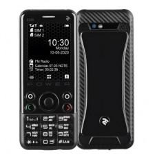 Мобільний телефон 2E E240 Power Black (680576170088)