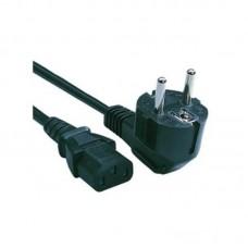 Кабель питания 0.15м CEE7/7-C13, 3*0.5 мм кв. Cablexpert (PC-186-15СМ)
