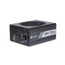 Блок живлення Corsair  750Вт RM750X (CP-9020179-EU) ATX, 135мм, APFC, 9xSATA, 80 PLUS Gold, модульне підключення