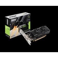Видеокарта PCI-E nVidia GTX1050Ti MSI 4ГБ (GTX 1050 Ti 4GT LP)