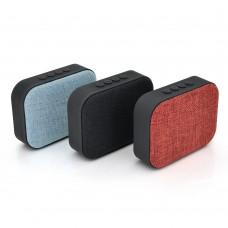 Акустична система Voltronic T3 Red Bluetooth 3W, 600mAh, 10м (YT-BTS-T3-03314) 19348
