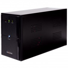ДБЖ LogicPower LPM-U1550VA 1550VA, 1085Вт, 3xSchuko, RJ-45, USB (0004989)