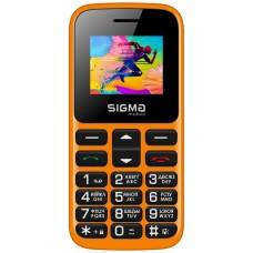"""Мобільний телефон Sigma Comfort 50 HIT2020 Оrange (4827798120934) Кількість SIM-карт - 2 SIM, діагональ екрану - 1.77"""", роздільна здатність екрану - 128x160, оперативна пам'ять - 32 Mb, вбудована пам'ять - 32 Mb, основна камера - 0.3 Mpx, є"""