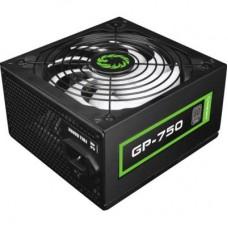 Блок живлення GameMax  750Вт GP-750 ATX, 140мм, APFC, 7xSATA, 80 PLUS Bronze