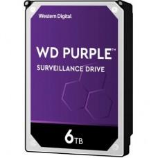 "Жорсткий диск 3.5"" SATA3  6TB 128MB 5400 WD Purple (WD62PURZ)"