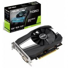 Видеокарта PCI-E nVidia GTX1660 ASUS Phoenix OC 6ГБ (PH-GTX1660-O6G)