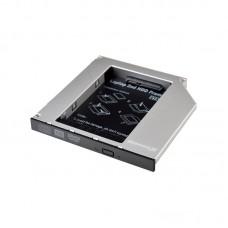 Внутрішній карман для HDD 9.5мм (HDC-25) (YT-CAHDD9.5) 08592 для ноутбука у відсік CD-ROM
