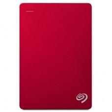 """Внешний жесткий диск 2.5"""" 5TB USB3.0 Seagate (STDR5000203) пластик / красный"""