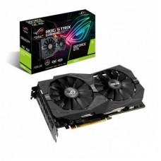 Відеокарта PCI-E nVidia GTX1650 ASUS ROG Strix Gaming OC 4ГБ (ROG-STRIX-GTX1650S-O4G-GAMING) / GDDR6 / 128 bit / 1815/12002 / 2xHDMI / 2xDP