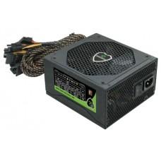 Блок питания GameMax  800Вт GM-800 вентилятор: 140 мм, активный PFC