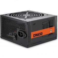 Блок живлення Deepcool  650Вт DN650 ATX, 120мм, APFC, 5xSATA, 80 PLUS