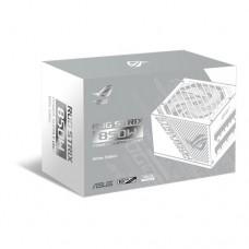 Блок живлення ASUS  850Вт ROG STRIX White Edition (ROG-STRIX-850W-WHITE) ATX, EPS, 135мм, APFC, 8xSATA, 80 PLUS Gold, модульне підключення
