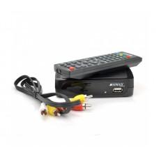 Ресивер (тюнер) IPTV DVB-T2 SIMAX GREEN opera Digital (HD1005) 11377