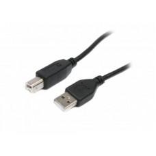Кабель USB 2.0 (AM/BM) 1.8м Maxxter (U-AMBM-6)