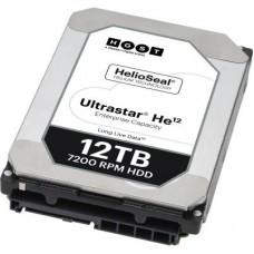 """Жорсткий диск 3.5"""" SATA3 12TB 256MB 7200 WD Ultrastar He12 (0F30146 / HUH721212ALE604)"""