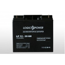 Батарея ИБП Logicpower 12В 20 Ач LP-1220 (1555)