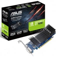 Видеокарта PCI-E nVidia GT1030 ASUS 2ГБ (GT1030-SL-2G-BRK)