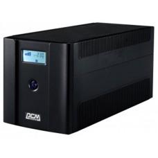 ДБЖ Powercom RPT-2000AP 2000VA, 1200Вт, RJ45, USB, (00210226)