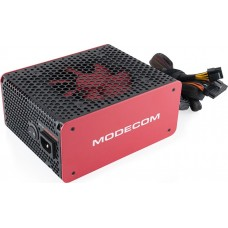 Блок живлення Modecom  750Вт VOLCANO Bronze (ZAS-MC85-SM-750-ATX-VOLCANO) ATX, 120мм, APFC, 6xSATA, 80 PLUS Bronze, Module