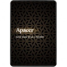 """Накопичувач SSD 2.5""""  120GB Apacer AS340X (AP120GAS340XC-1)"""