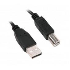 Кабель USB 2.0 (AM/BM) 3.0м Maxxter U-AMBM-10