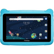 "Планшет Prestigio Smartkids 3197 1/16GB Blue (PMT3197_W_D) 7"" (1024x600) IPS / Rockchip RK3126 / ОЗУ 1 ГБ / 16 ГБ вбудованої + microSD до 128 ГБ / камера 2 Мп + 0.3 Мп / Wi-Fi / Bluetooth / Android 8.1 ( Oreo) / 203 х 139 х 13 мм / 314 г / 2500 мА /"