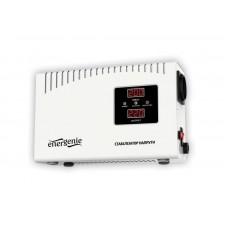Стабілізатор напруги EnerGenie EG-AVR-DW1000-01 1000VA, 600 Вт, 140-260 В, релейний, однофазний