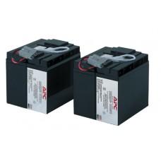 Батарея ИБП Replacement Battery Cartridge #55 APC (RBC55)