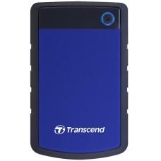 """Зовнішній жорсткий диск диск 2.5"""" 1TB USB3.1 Transcend StoreJet H3 (TS1TSJ25H3B)"""