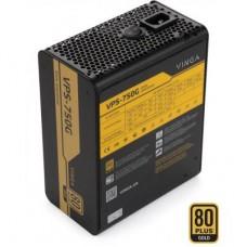 Блок живлення Vinga  700Вт VPS-750G ATX, EPS, 120мм, APFC, 12xSATA, 80 PLUS Gold, модульне підключення