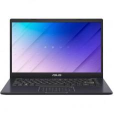 """Ноутбук Asus E410MA-EB268 (90NB0Q11-M17970) 14"""" FullHD (1920x1080) IPS LED матовий / Intel Celeron N4020 (1.1-2.8ГГц) / RAM 4 ГБ / SSD 256 ГБ / Intel UHD Graphics 600 / без ОП / BT / LAN / Wi-Fi / веб-камера / Без ОС / 1.3 кг / синій"""