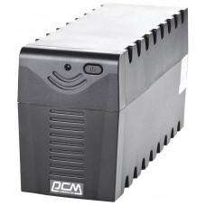 ДБЖ Powercom RPT-600A 600VA, 360Вт, 3xIEC (00210199)
