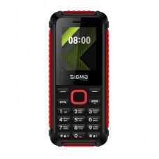 Мобільний телефон Sigma X-style 18 Track Black-Red (4827798854426)