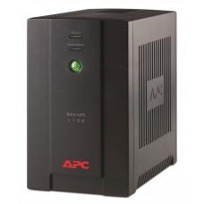 ДБЖ APC Back-UPS 1100VA 660Вт, 4xSchuko, RJ-11, USB (BX1100CI-RS)