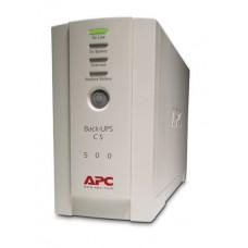 ДБЖ APC Back-UPS 500 300Вт, 4xIEC, RJ-11 (BK500EI)